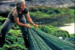 Marine Biologist Alexandra Morton on Fish Farms, Wild Salmon and the Southern Resident Orcas, and Zoe Peled on the Vancouver Vegan Resource Centre