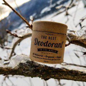 Vegan Entrepreneurship: The Best Deodorant in The World